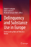 Book Cover-Deliquency and Substance Use 100x151