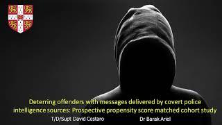 EBP 2019 Deterring Offenders