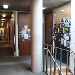 Institute of Criminology 3rd floor corridor