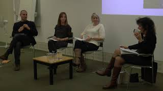 'Life Imprisonment from Young Adulthood' Book Launch Author Q&A Panel