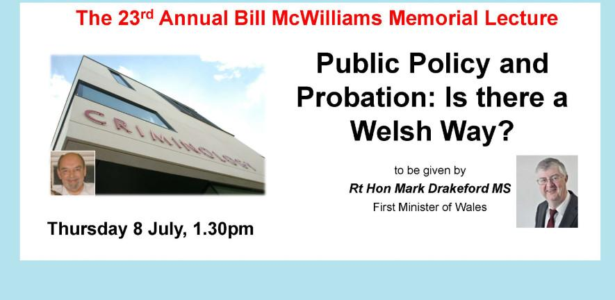 Flier 23rd Annual Bill McWilliams Lecture