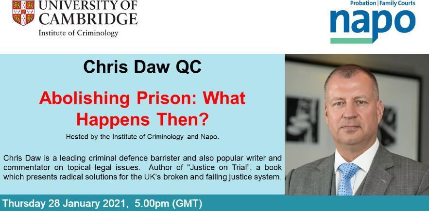 Abolishing Prison: What Happens Then 883x431
