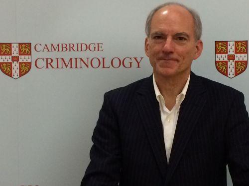 Professor Lawrence Sherman has been awarded a Wilbur Cross Medal