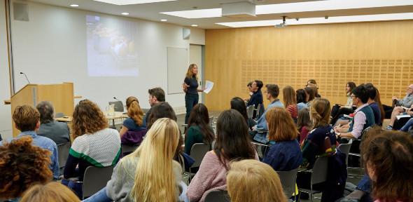 Undergraduate Teaching session
